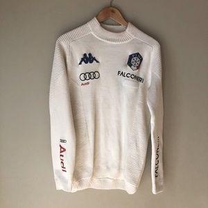 Kappa team Italy sweater 🇮🇹